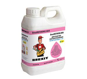 Реагент для очистки систем отопления на жесткой воде BrexRefining 804