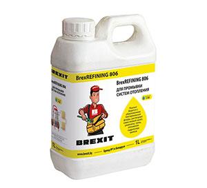 Реагент для очистки контура теплого пола BrexRefining 806